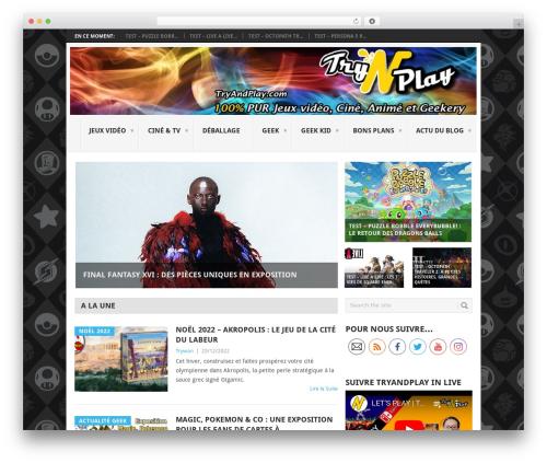 WordPress author-info-widget plugin - tryandplay.com