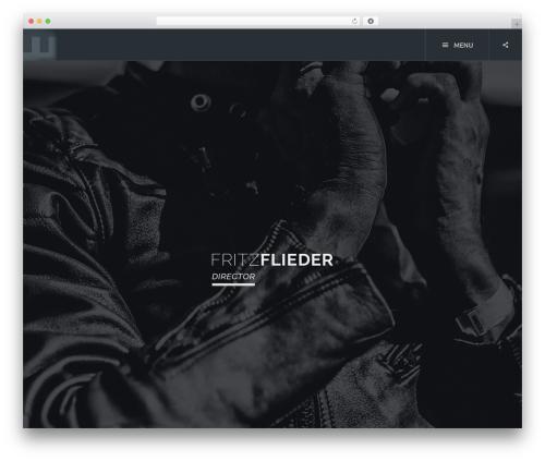 Skadi - Creative Multi-Purpose WordPress Theme theme WordPress - fritzflieder.com