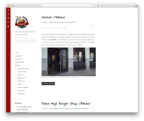 WordPress instagram-picture plugin - txoko.blogdebori.com
