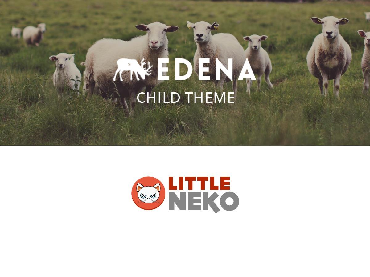 WP template Edena Child