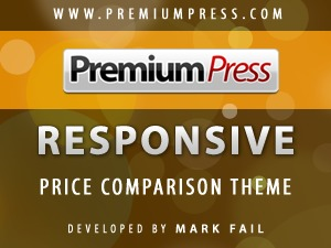 WP template Responsive Comparison Theme