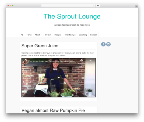 Free WordPress No Spam At All plugin - thesproutlounge.com