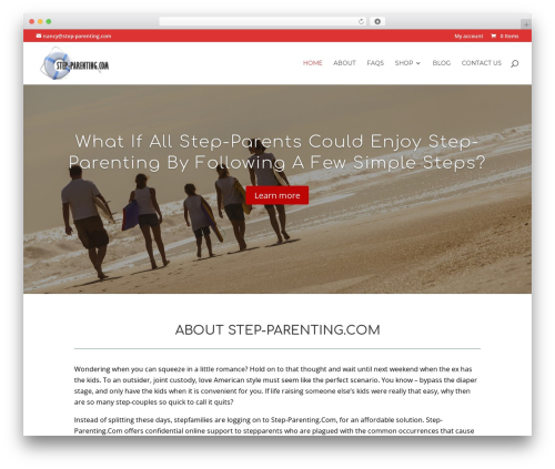 WordPress woo-gutenberg-products-block plugin - step-parenting.com