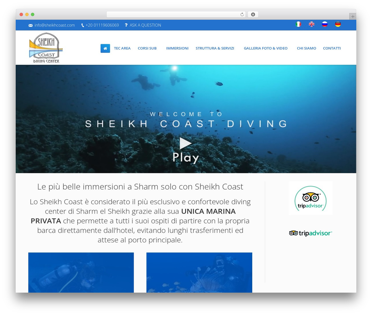 The7.2 WordPress template - sheikhcoast.com