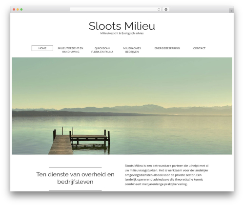 Matheson WordPress theme free download - slootsmilieu.nl
