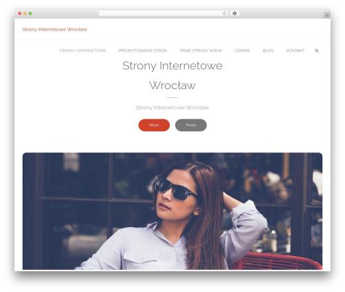 Anima template WordPress free - strony-internetowe-wroclaw.eu