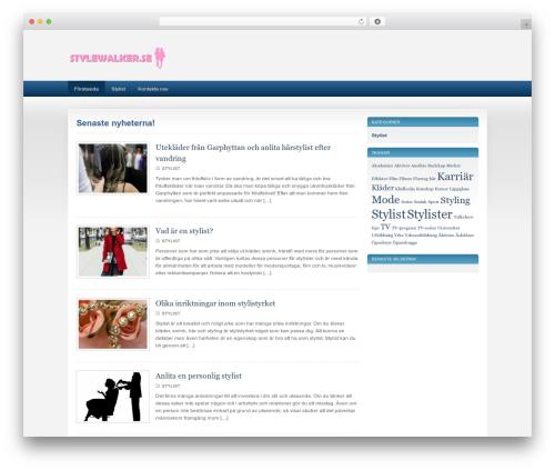 SportPress WordPress template - stylewalker.se
