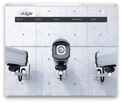 WordPress theme Insight - kougar-lb.com