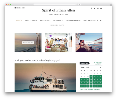 Edge WordPress theme download - soea.com