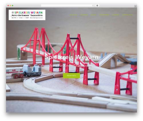 Sydney WordPress theme - spielkreis.org