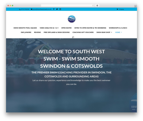 WordPress woo-gutenberg-products-block plugin - southwestswim.co.uk
