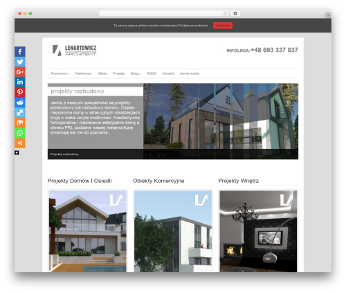 Free WordPress WordPress Picture / Portfolio / Media Gallery plugin - solidnyarchitekt.pl