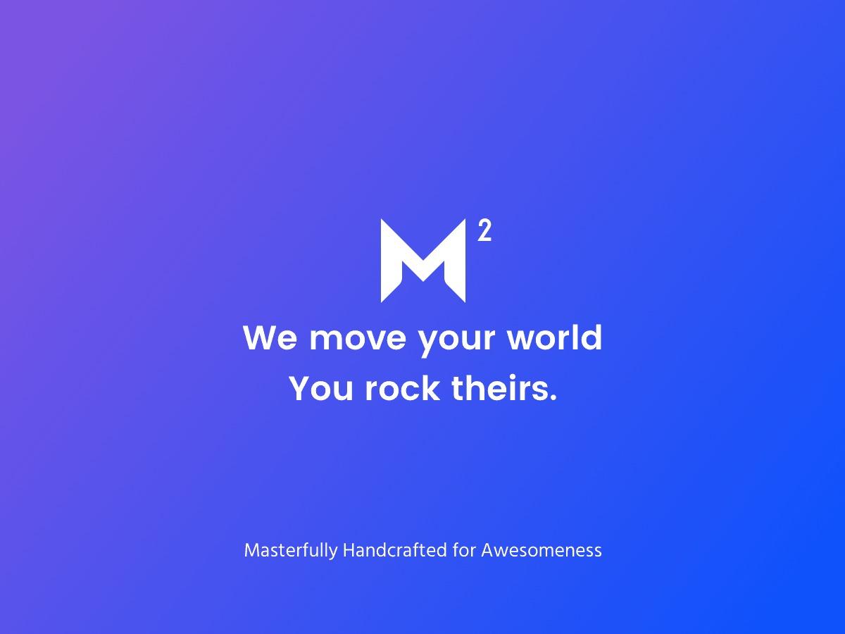 WordPress website template Movedo