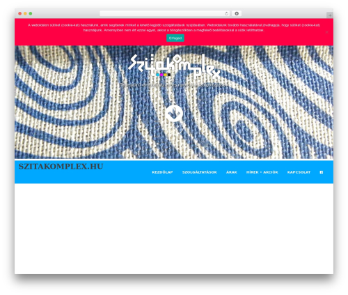 SKT White theme WordPress - szitakomplex.hu