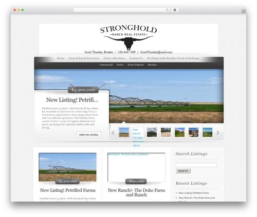 ElegantEstate best real estate website - swranch.com