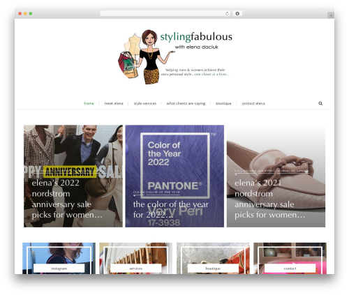 Free WordPress Child Theme Generator plugin - stylingfabulous.com