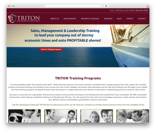 WordPress ab-testimonials plugin - tritontheory.com
