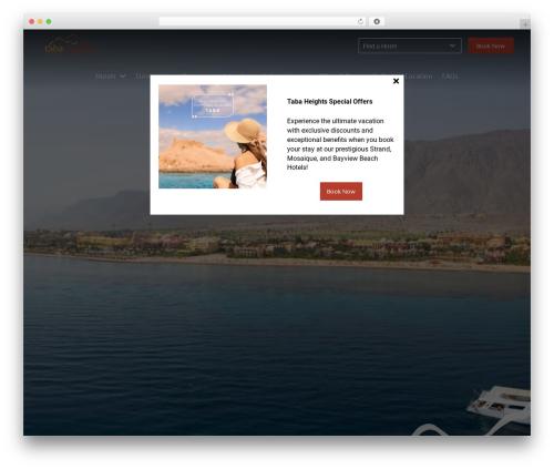 Free WordPress Weather Underground plugin - tabaheights.com