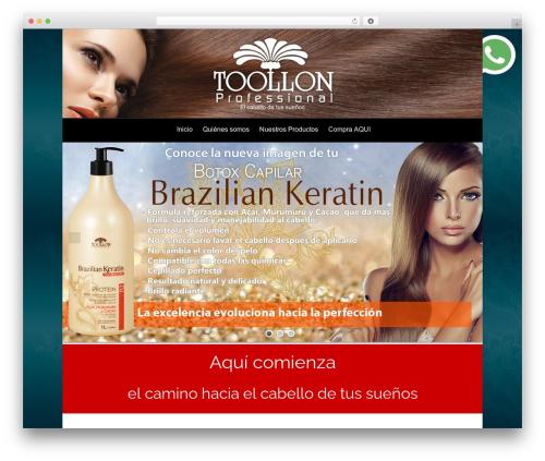 isis free WordPress theme - toolloncolombia.com