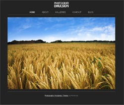 Photocrati Emulsion best WordPress theme