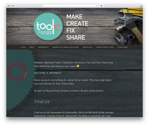 Free WordPress WP Header image slider and carousel plugin - toolo.com.au