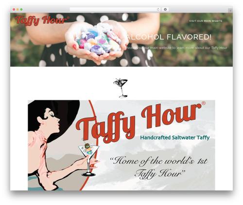 Retigo WordPress theme - taffyhour.com