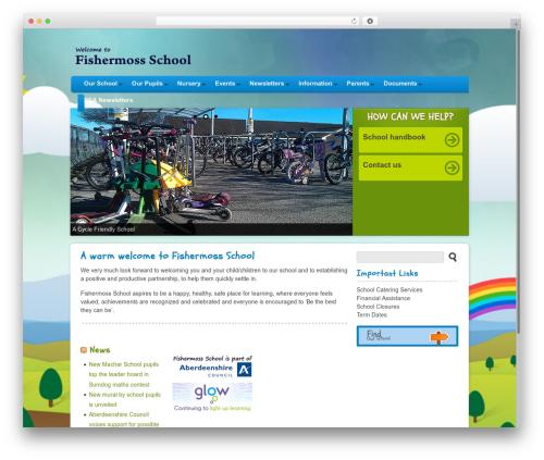 Theme WordPress Peekaboo - fishermoss.aberdeenshire.sch.uk
