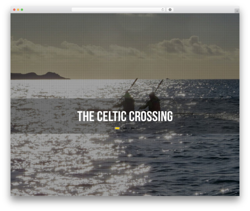 WordPress template Jarvis 3.8 - thecelticcrossing.com