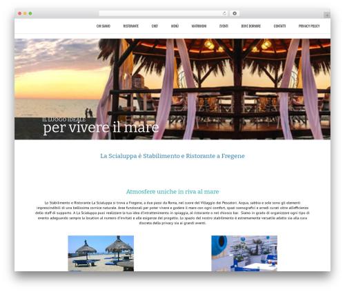 Best WordPress template Subway - stabilimentolascialuppa.it
