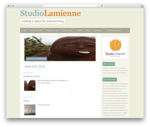 PureType WP template - studiolamienne.com