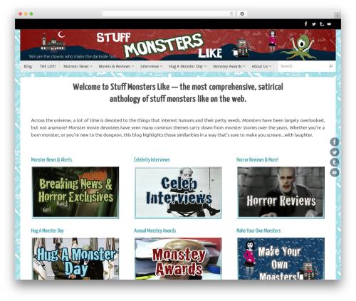 Tempera free website theme - stuffmonsterslike.com