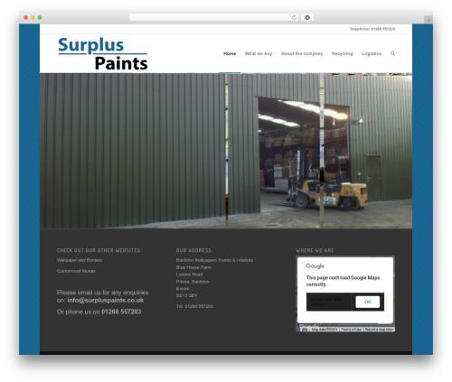 WordPress theme Enfold - surpluspaints.co.uk/?doing_wp_cron=1447316609.4735519886016845703125