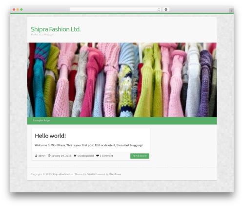 Travelify WordPress free download - shiprafashion.com