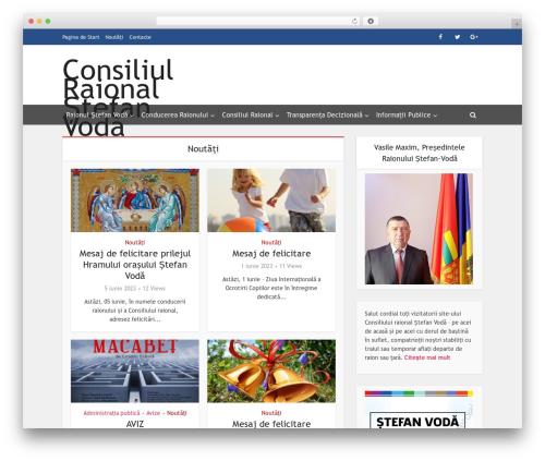 Free WordPress Meks Smart Social Widget plugin - stefan-voda.md