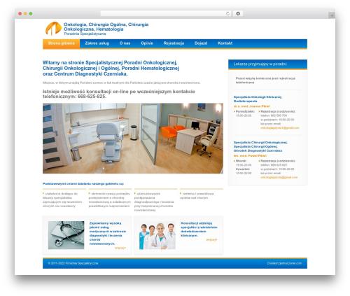 Free WordPress CMS Navigation plugin - onkologiagdynia.pl