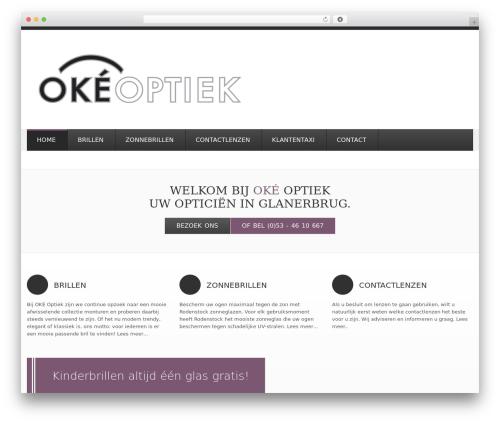 GoodSimple WP template - okeoptiek.nl