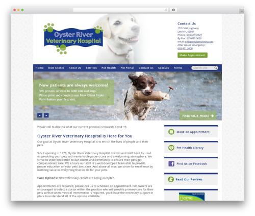 Lifelearn (Theme 7) template WordPress - oysterrivervh.com