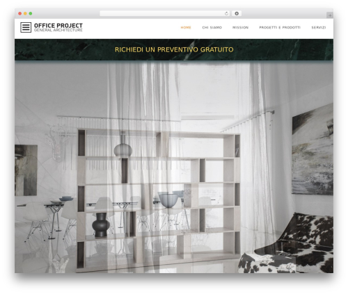 LARX premium WordPress theme - officeproject.it