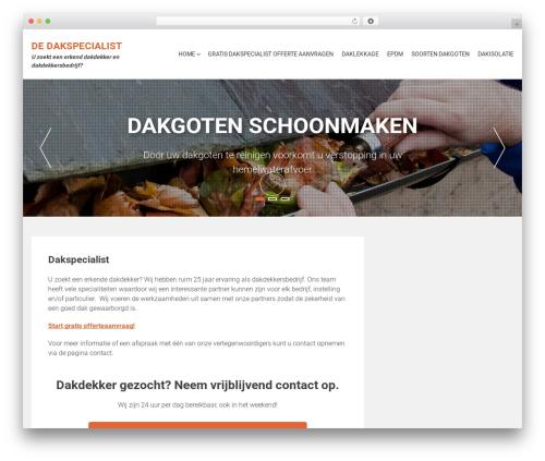 AccessPress Parallax WordPress theme download - optimadakspecialist.nl