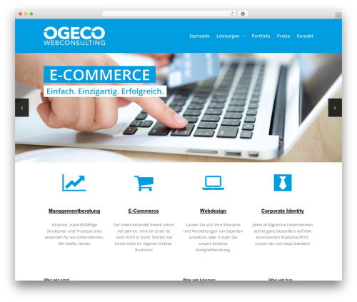 Free WordPress WordPress Picture / Portfolio / Media Gallery plugin - ogeco.de