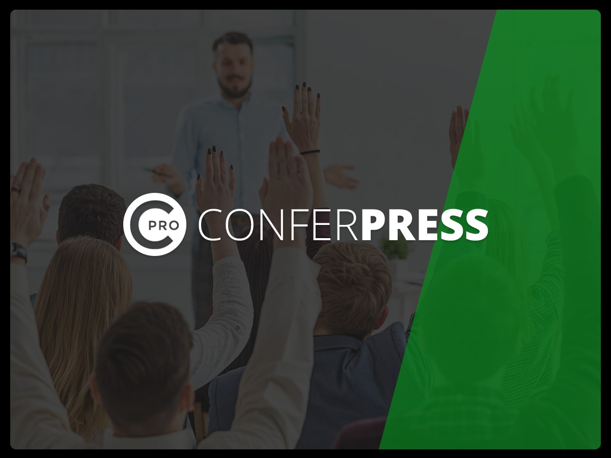 ConferPress WordPress theme