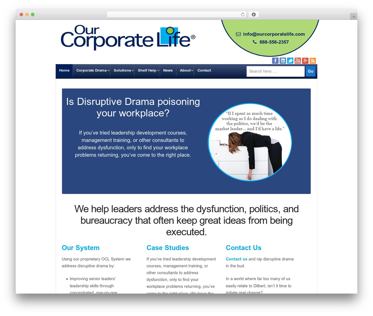 Responsive theme free download - ourcorporatelife.com