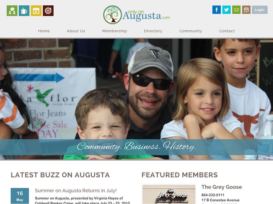 ARBA business WordPress theme