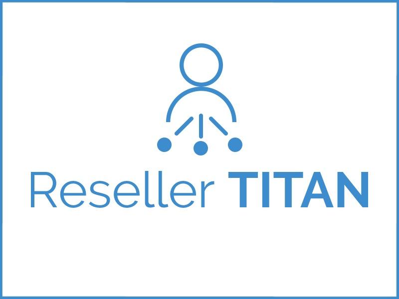 Reseller Titan theme WordPress