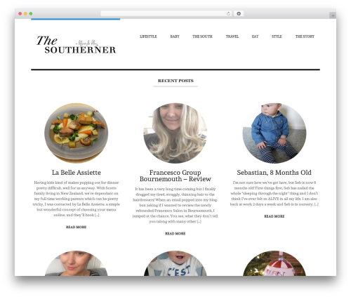Free WordPress Single Latest Posts Lite plugin - thesoutherner.co.uk