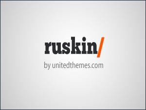ruskin best portfolio WordPress theme