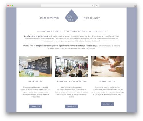 Free WordPress Responsive Lightbox plugin - thesoulnest.com