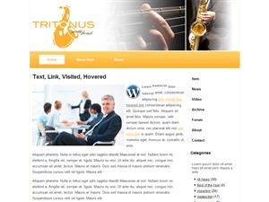 tritonusmusikk01 WordPress theme