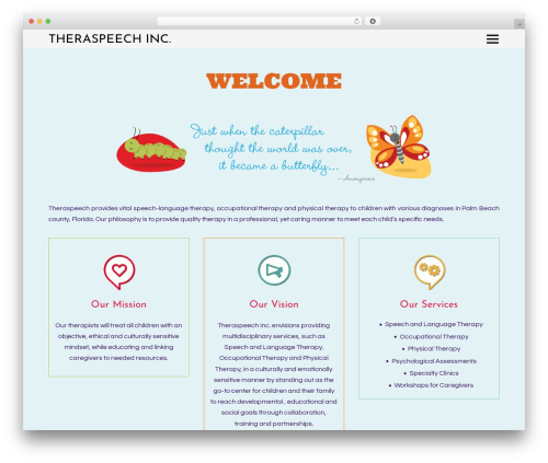 Free WordPress Projects by WooThemes plugin - theraspeechinc.com