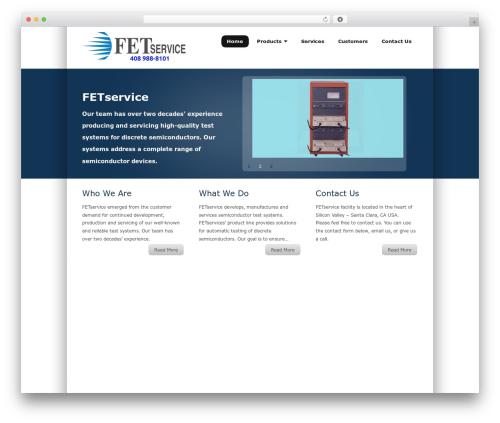 WP template TekNium - fetservice.com